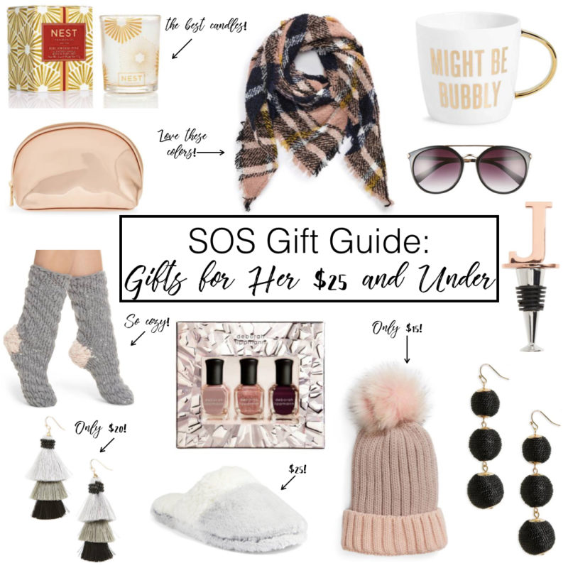 This Gift Guide Has Items For Her 25 And Under I Wanted To Put Together Because Have Had A Few Holiday Gatherings With My Girlfriends Where We