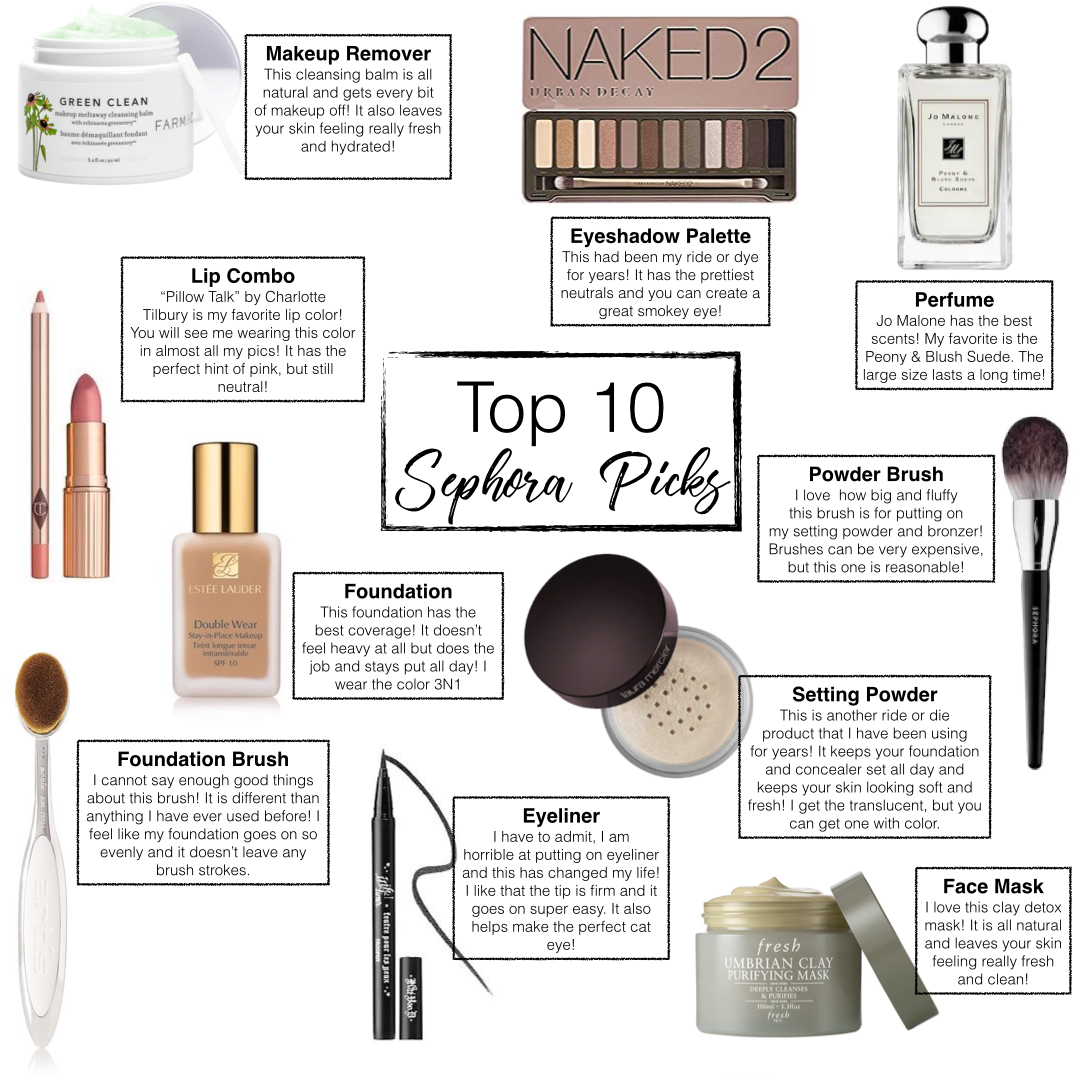 1983b9b7a5 Happy Friday girlies! The Sephora Beauty Insider Appreciation Event is  going on and I thought I would round up my top 10 picks for you!