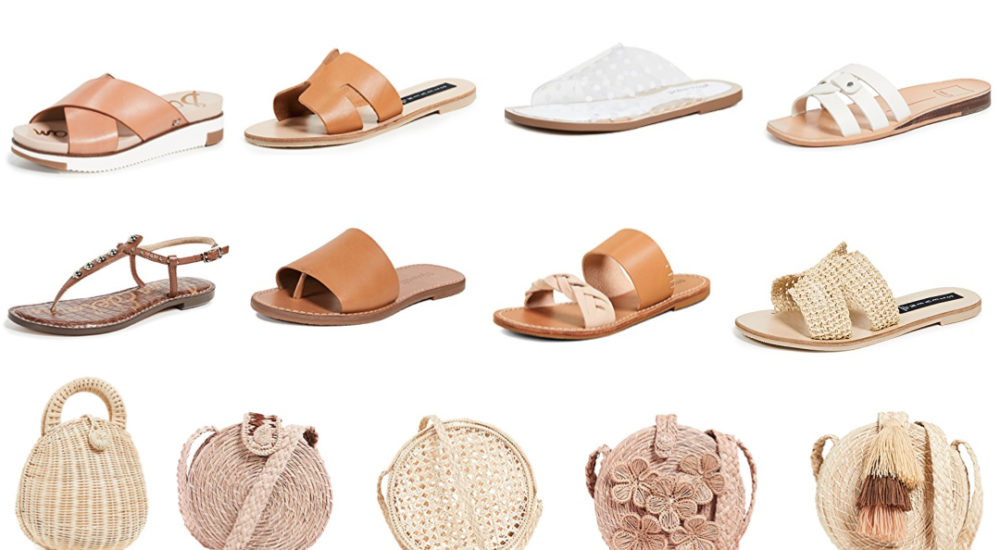 Spring Bags & Shoes Under $100